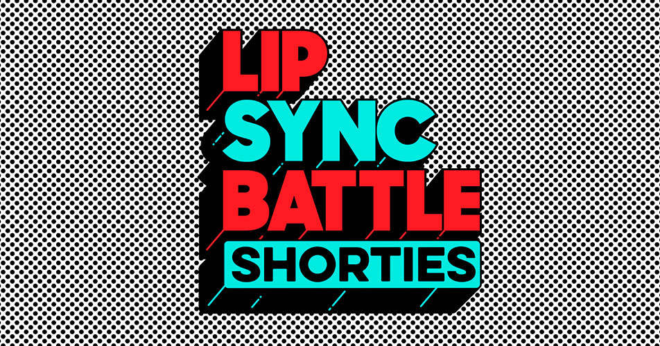 Lip Sync Battle Shorties Logo