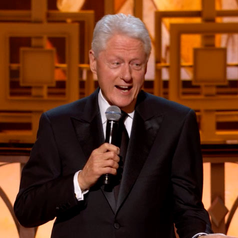 One Night Only – President Clinton